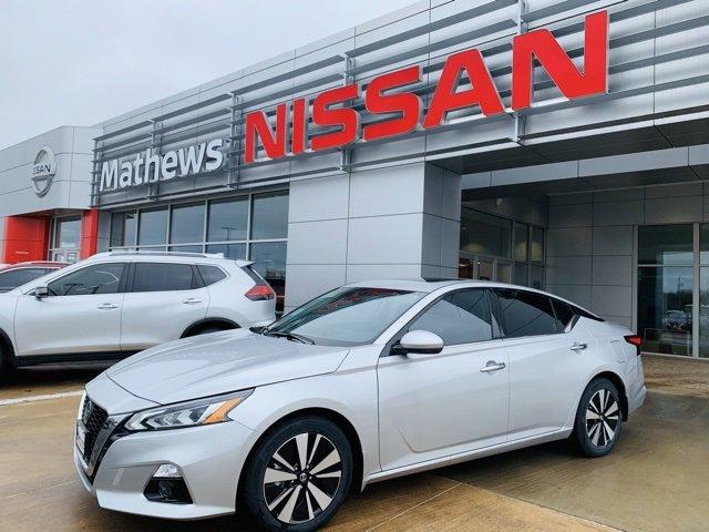 New 2020 Nissan Altima in Paris, TX
