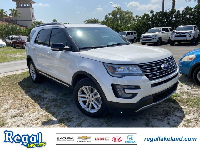 Used 2016 Ford Explorer in Lakeland, FL