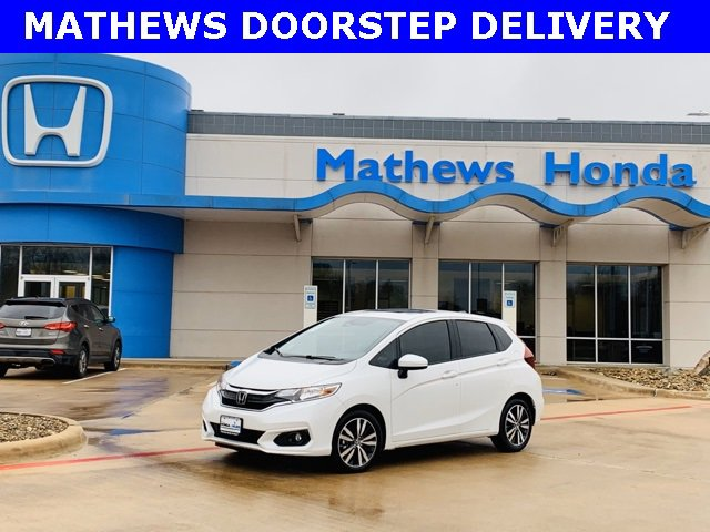 New 2019 Honda Fit in Paris, TX