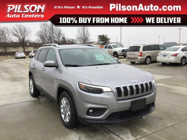 Used 2019 Jeep Cherokee in Mattoon, IL