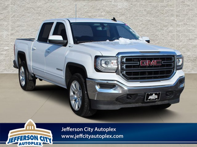 Used 2017 GMC Sierra 1500 in Jefferson City, MO
