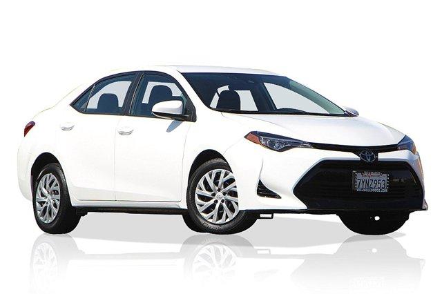 2018 Toyota Corolla LE 0