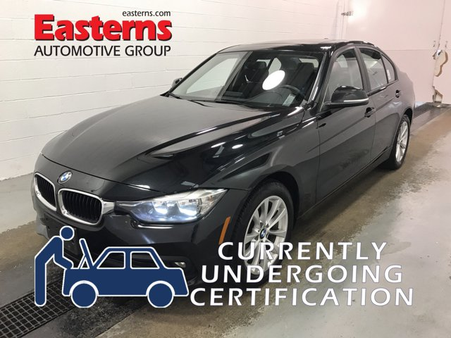 2017 BMW 3 Series 320i xDrive 4dr Car