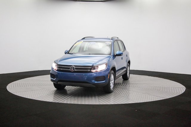 2017 Volkswagen Tiguan for sale 121578 49