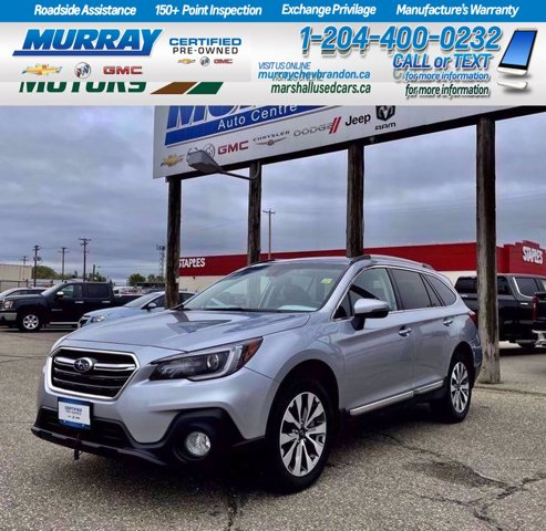 2018 Subaru Outback Premier 3.6R Premier w/EyeSight Pkg Regular Unleaded H-6 3.6 L/222 [2]