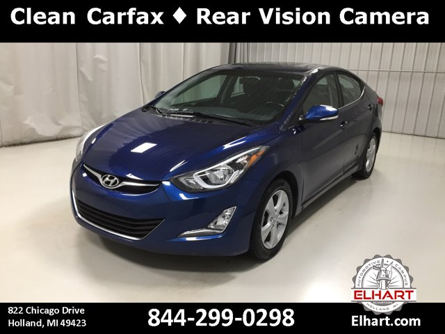 Used 2016 Hyundai Elantra in Holland, MI