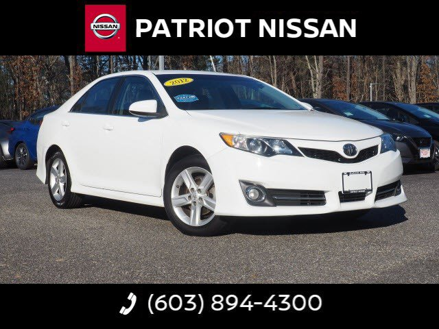 Used 2012 Toyota Camry in Salem, NH