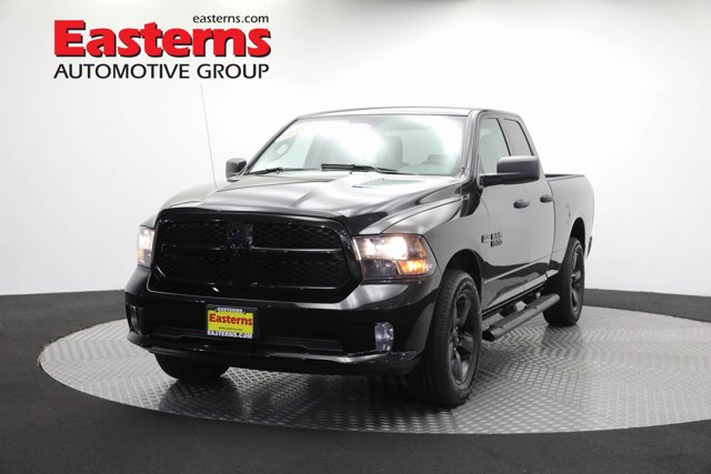 2017 Ram 1500 Express Black Edition Crew Cab Pickup