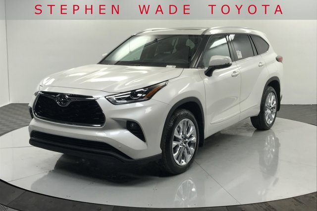 New 2020 Toyota Highlander in St. George, UT