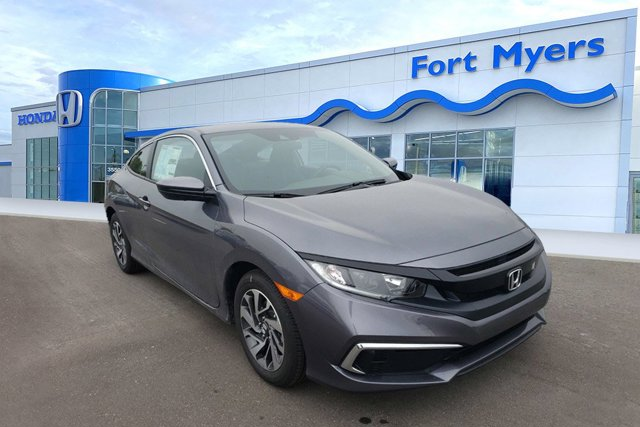 New 2020 Honda Civic Coupe in Fort Myers, FL