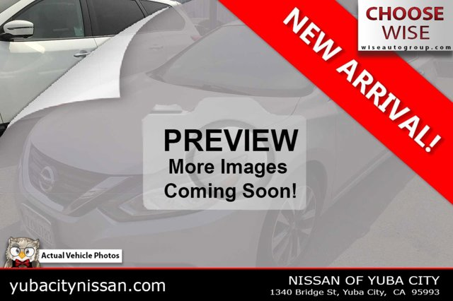 2017 Nissan Altima 2.5 SV 2.5 SV Sedan Regular Unleaded I-4 2.5 L/152 [2]
