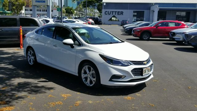 Used 2017 Chevrolet Cruze in Honolulu, HI