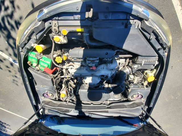 Used 2008 Subaru Impreza Wagon 5dr Auto i
