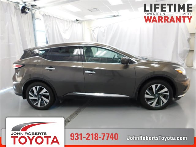 Used 2016 Nissan Murano in Manchester, TN
