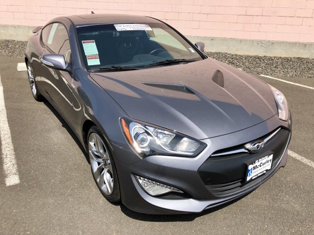 Used 2015 Hyundai Genesis Coupe in Walla Walla, WA