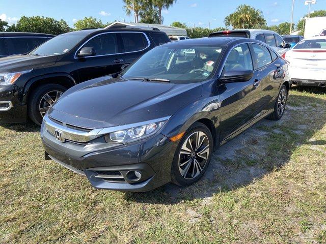 Used 2017 Honda Civic Sedan in Lakeland, FL