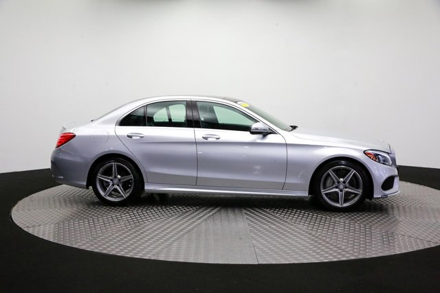2016 Mercedes-Benz C-Class for sale 124012 3