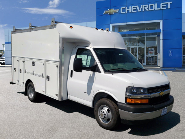 2020 Chevrolet Express Commercial Cutaway 3500 Van 139″ Gas V8 6.0L/364 [15]