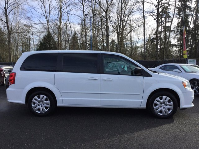 Used 2017 Dodge Grand Caravan SE Wagon