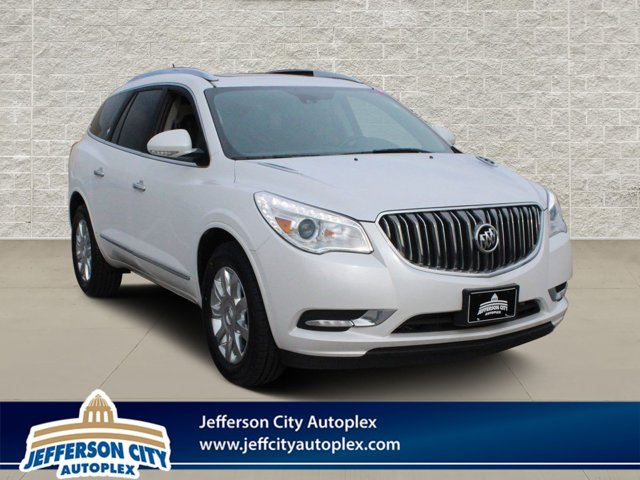 Used 2017 Buick Enclave in Jefferson City, MO