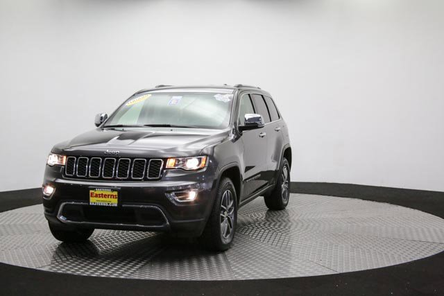 2017 Jeep Grand Cherokee for sale 123313 49