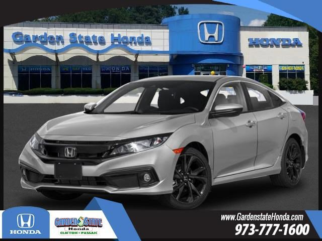 New 2019 Honda Civic Sedan in Clifton, NJ
