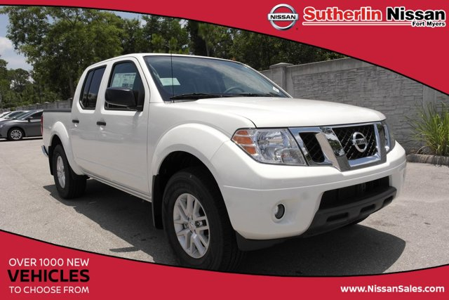 New 2019 Nissan Frontier in Fort Myers, FL