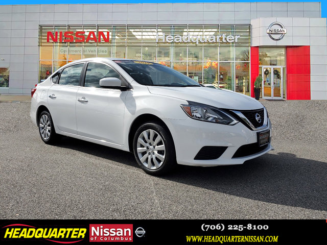 Used 2019 Nissan Sentra in Columbus, GA