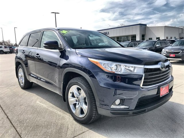 Used 2014 Toyota Highlander in Fort Collins, CO