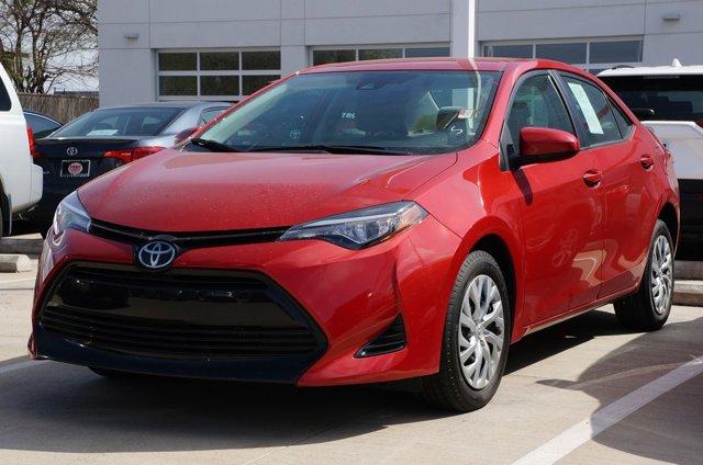 Used 2017 Toyota Corolla in Dallas, TX