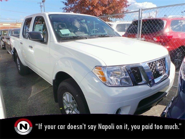 New 2017 Nissan Frontier in Milford, CT