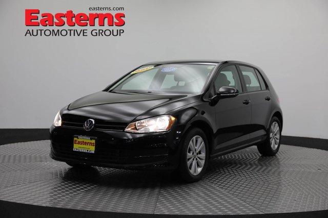 2015 Volkswagen Golf TDI S Hatchback