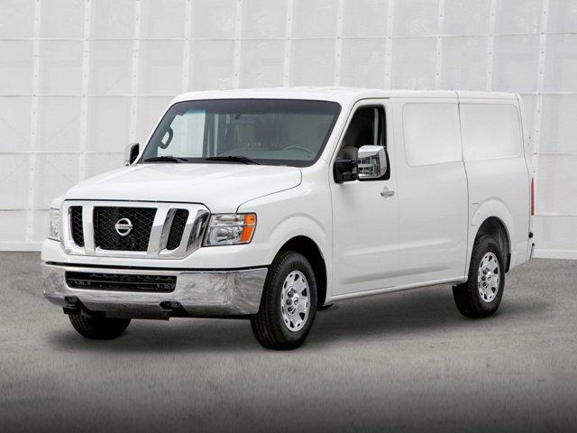 2020 Nissan NV Cargo S NV1500 Standard Roof V6 S Regular Unleaded V-6 4.0 L/241 [0]