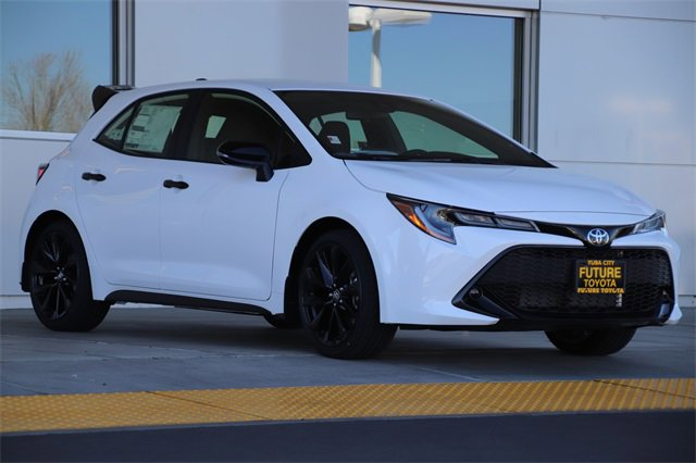 New 2020 Toyota Corolla Hatchback in Yuba City, CA