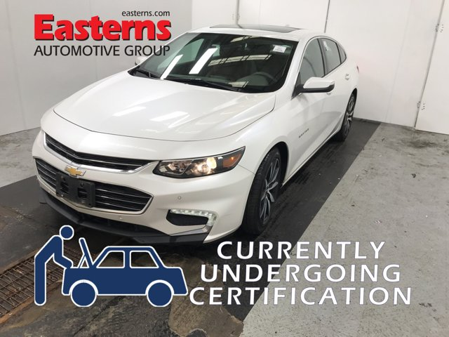 2017 Chevrolet Malibu LT Confidence 4dr Car