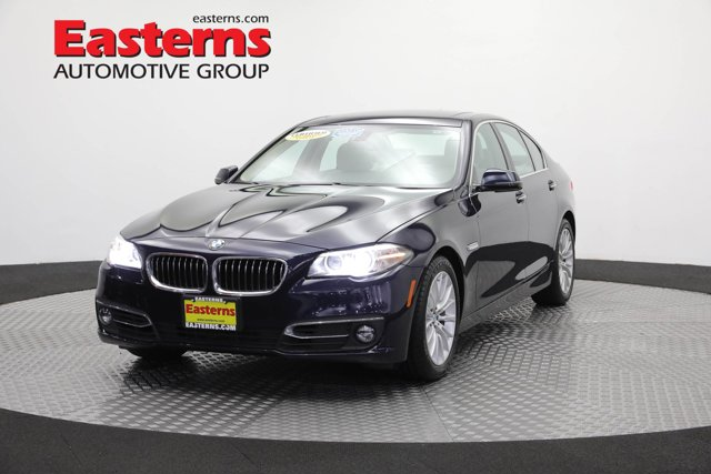 2016 BMW 5 Series 528i xDrive Luxury 4dr Car
