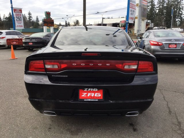 Used 2012 Dodge Charger 4dr Sdn SE RWD