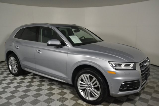 Used 2019 Audi Q5 in Lynnwood, WA