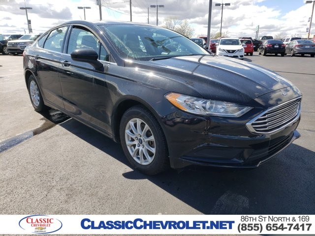 Used 2017 Ford Fusion in Owasso, OK