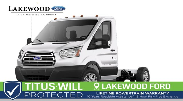 New 2019 Ford Transit Cutaway in Tacoma, WA