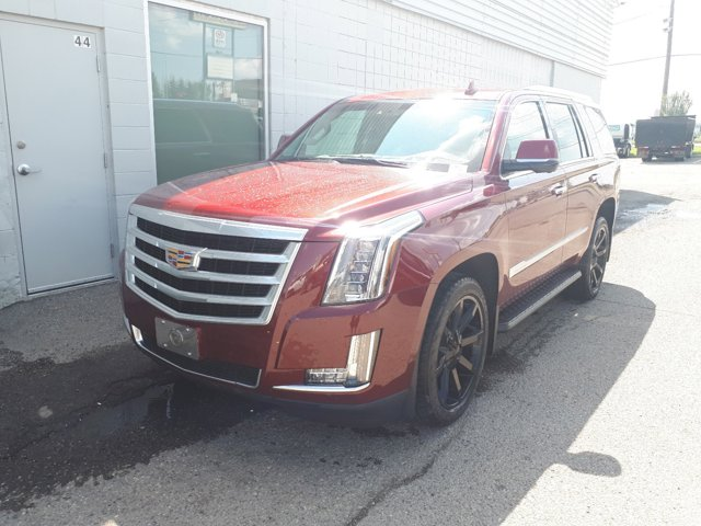 """2016 Cadillac Escalade Luxury Collection 