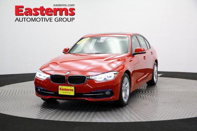2016 BMW 3 Series 328i 4dr Car