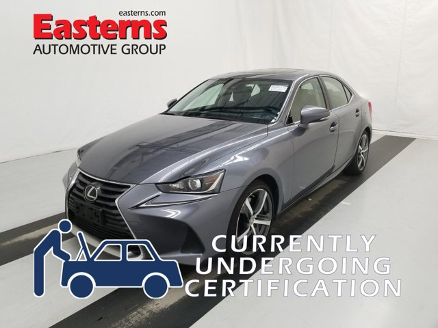 2017 Lexus IS 300 Premium 4dr Car