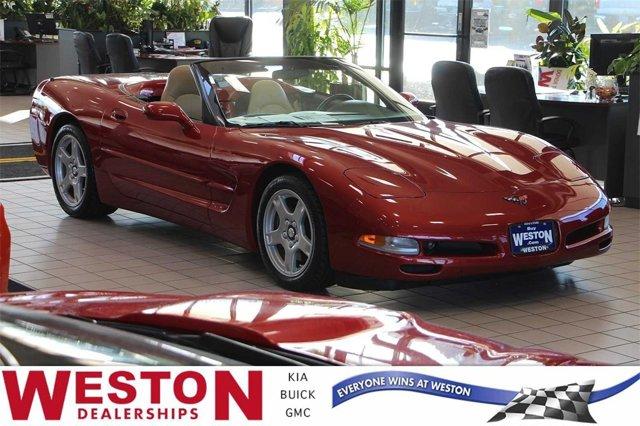 Used 1998 Chevrolet Corvette in Gresham, OR