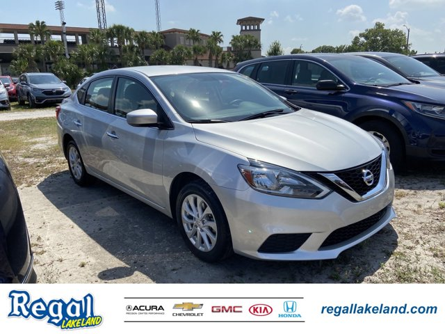 Used 2019 Nissan Sentra in Lakeland, FL