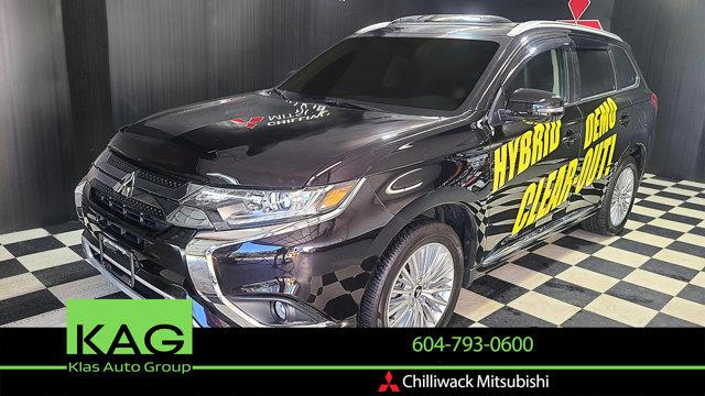 2019 Mitsubishi Outlander PHEV SE Limited Edition