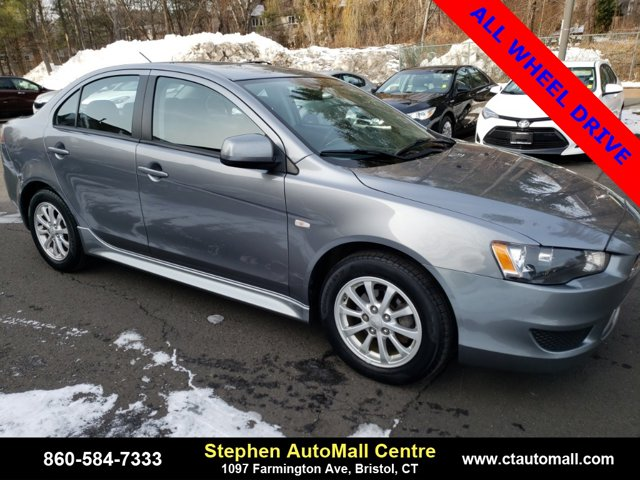 Used 2012 Mitsubishi Lancer in Bristol, CT