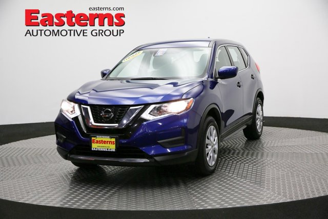 2019 Nissan Rogue S Sport Utility