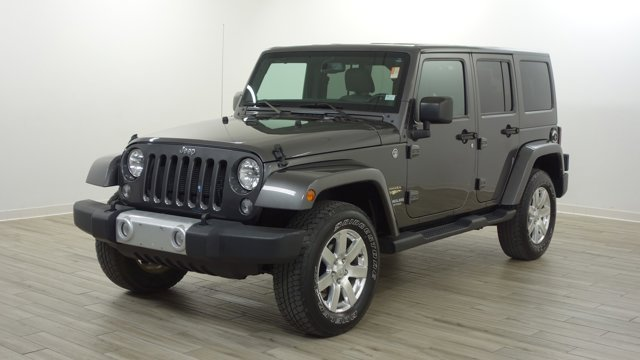 Used 2014 Jeep Wrangler Unlimited in Florissant, MO