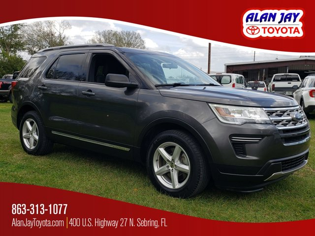 Used 2018 Ford Explorer in Sebring, FL